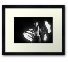 OnePhotoPerDay Series: 231 by L. Framed Print