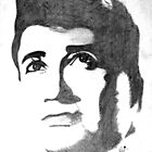 Dev Anand................Indian Film Star by Bobby Dar