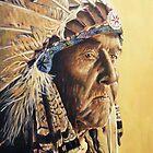 Chester Medicine Crow by Arie van der Wijst