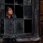 Elizabeth Waiting by DHParsons