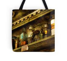 The Olde Apothecary Shop Tote Bag