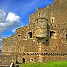 Blackness Castle Gatehouse by Tom Gomez