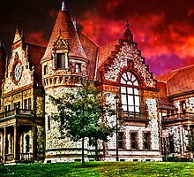 Wellesley Town Hall, MA by LudaNayvelt