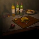 still life by James Suret