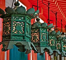 Lanterns by BruceMacArthur