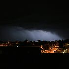 Stormy Italian Night  by awoni