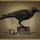 The Crow by Khalid Al-Aydeross