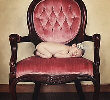 the bargain chair.... by Kristen  Caldwell