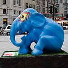 Elephant Parade London by Elaine123