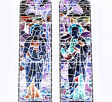 Negative Stained Glass by SAngell