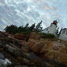 Bass Harbor Head Lighthouse by Mark Van Scyoc