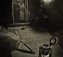 Letter to a Soldier by Janet Rogerson