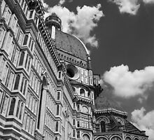 Santa Maria del Fiore Church by Pedro Barradas