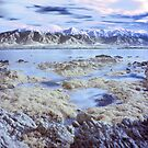 Kaikoura infrared 1 by Paul Mercer