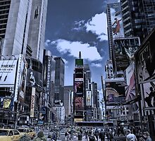 Times Square by Jo-PinX