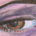 Eye Half Closed by Kyleacharisse