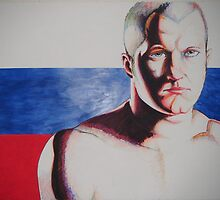 russia fedor emelianenko by christopher cerda