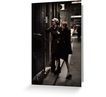 Melbourne's Laneways & Alleys 7 Greeting Card