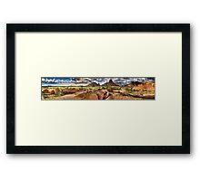 Spitzkoppe Framed Print