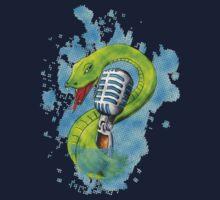 Snake by FredzArt