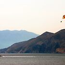 Parachute ride by Aleksandra Misic