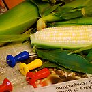 A Corn Feast in the Making... by Carol Clifford
