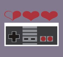 NES by ThunderArtwork