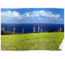 Green Energy Poster