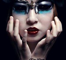 Dragonfly by PorcelainPoet