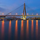 ANZAC bridge by donnnnnny