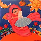 Frida&#x27;s Flight by Anni Morris