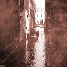 Canal in Venice, Italy by friendlydragon