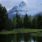 South Teton by David Kocherhans