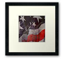 Quintessence of America Framed Print
