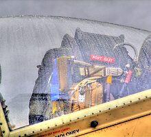 Rain, Rain, Rain, HDR - Shoreham Airshow 2010 by Colin J Williams Photography