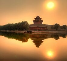 The Forbidden City, Beijing by pakin