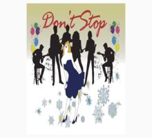 Dont Stop just fun by Bobby Dar
