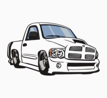 Dodge Ram Pickup by Cameron Porter