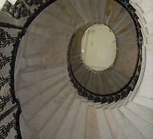 Spiral Stairs by rualexa