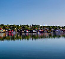 Lunenburg Bay  by Luca Renoldi