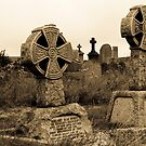 Celtic Cross by Michael Hadfield