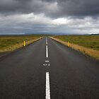 The Road to Stykkishólmur by hinomaru