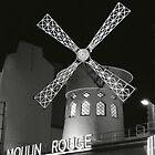 Moulin Rouge - a stroll through Montmartre by Georgina Morrison