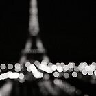 Tour Eiffel - through a romantic eye by Georgina Morrison