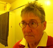 Self in Yellow Room by 4spotmore