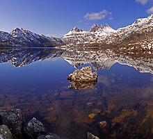 Cradle Snow Panorama by ClaireBear