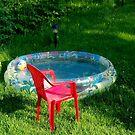 Summer garden by Bluesrose