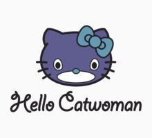 Hello Catwoman by SevenHundred