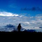 Cloudwalking - Spey Bay, Moray, Scotland by wombat37