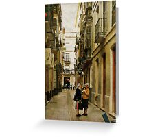 God bless you, Sister Greeting Card